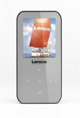 LENCO Xemio-655 Grey